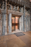 The Entrance to the Choir in Chartres Cathedral