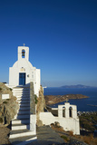 Agios Constantinos Church  Hora  Serifos Island  Cyclades  Greek Islands  Greece  Europe