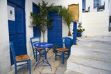 Kardiani Village  Tinos  Cyclades  Greek Islands  Greece  Europe