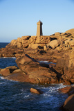 Pointe De Squewel and Mean Ruz Lighthouse