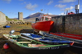 Fishing Boats at Kildownet Pier