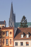 The Gothic Chartres Cathedral