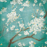 White Cherry Blossoms I