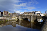 South Gate Bridge over the River Lee  Cork City  County Cork  Munster  Republic of Ireland  Europe