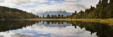 Reflections at Lake Matheson