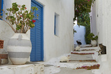 Hora  Serifos Island  Cyclades  Greek Islands  Greece  Europe