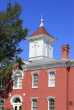 Moore County Court House in Lynchburg