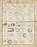 Geometric Chart I