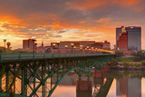 Gay Street Bridge and Tennessee River