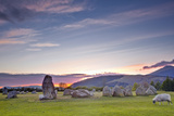 Castlerigg Stone Circle at Sunset
