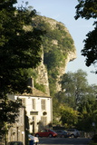 Kilnsey Crag  Wharfedale  Yorkshire Dales  Yorkshire  England  United Kingdom  Europe