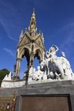 The Albert Memorial  Kensington Gardens  London  England  United Kingdom  Europe