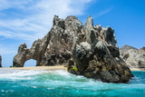 Lands End Rock Formation  Los Cabos  Baja California  Mexico  North America