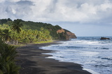 East Coast of Dominica  West Indies  Caribbean  Central America