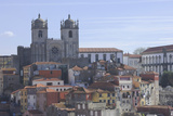 The Cathedral (Terreiro Da Se) Overlooks a Part of Old Oporto  Portugal  Europe