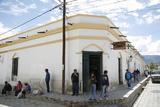 Street Scene in Cachi  Salta Province  Argentina  South America