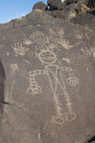 Petroglyph National Monument  New Mexico  United States of America  North America