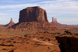 Adrian  Last Cowboy of Monument Valley  Utah  United States of America  North America