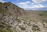 Ruins of Quilmes  Salta Province  Argentina  South America