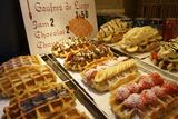 Waffles  Brussels  Belgium  Europe