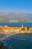 Old Town (Stari Grad)  Budva  Montenegro  Europe