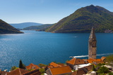 Perast  Bay of Kotor  UNESCO World Heritage Site  Montenegro  Europe