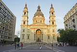 Szent Istvan Bazilika  Budapest  Hungary  Europe