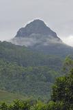 Adams Peak  Sri Lanka  Asia