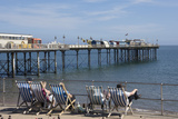 A View of the Pier  Teignmouth  Devon  England  United Kingdom  Europe
