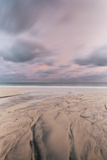 Carbis Bay Beach at Dawn  St Ives  Cornwall  England  United Kingdom  Europe