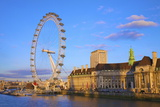 The London Eye  London  England  United Kingdom  Europe