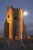 Aberystwyth Castle  Ceredigion  West Wales  United Kingdom  Europe