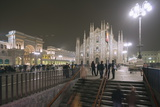 Duomo (Milan Cathedral)  Milan  Lombardy  Italy  Europe