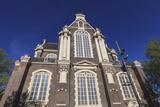 Westerkerk  Amsterdam  Netherlands  Europe