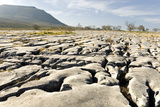 Limestone Pavements Above Southerscales Scars