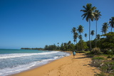 Luquillo Beach  Puerto Rico  West Indies  Caribbean  Central America