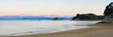 Kaiteriteri Beach at Sunset  Tasman Region  South Island  New Zealand  Pacific