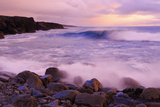 The Burren Coastline Near Doolin  County Clare  Munster  Republic of Ireland  Europe