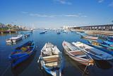 Harbour Seafront  Bari  Puglia  Italy  Europe
