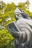 Statue of Gregory of Nin (Grgur Ninski Statue)  Split  Dalmatia  Croatia  Europe