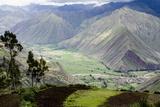 Sacred Valley Peru  South America