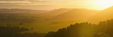 Westland National Park Sunset