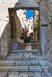 Narrow Side Street  Hvar Town  Hvar Island  Dalmatian Coast  Croatia  Europe