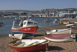 Harbour View  Teignmouth  Devon  England  United Kingdom  Europe