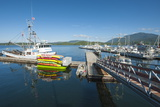 Prince Rupert Harbour  British Columbia  Canada  North America