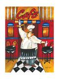 Chef at Café