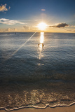 Sunset in Guam  Us Territory  Central Pacific  Pacific