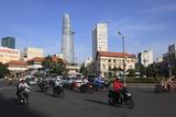 Tran Nguyen Han Roundabout