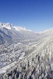 Chamonix  Haute-Savoie  French Alps  France  Europe