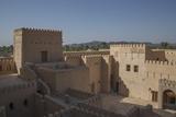 The Nizwa Fortress  Nizwa  Oman  Middle East